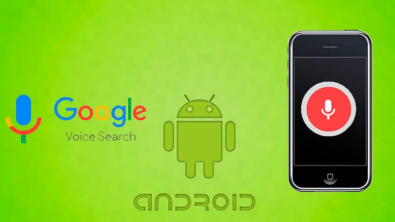 Как отключить голосовой поиск на Android