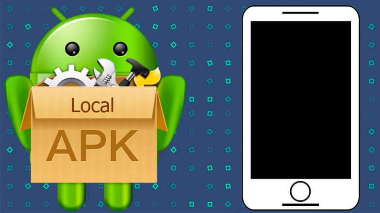 Как установить приложение на Android APK файлом