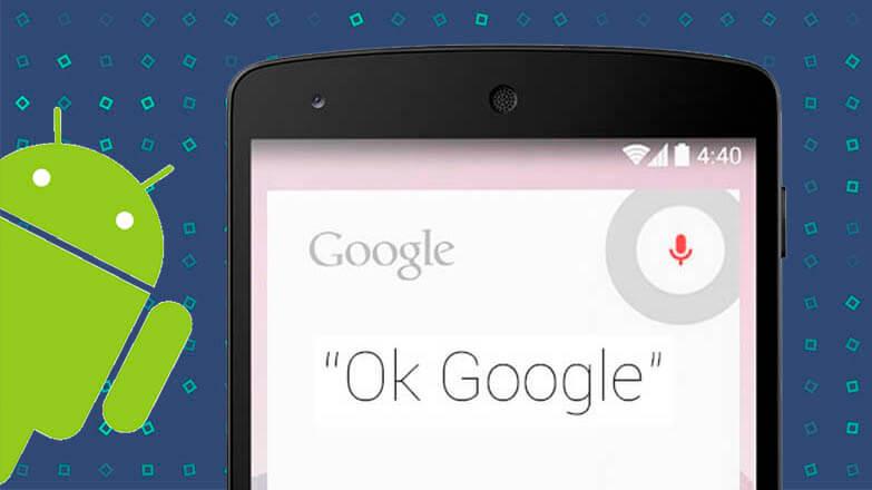 Как включить на телефоне Окей Гугл