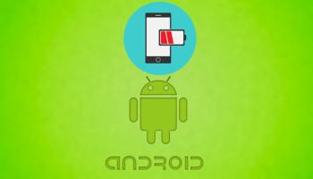 Быстрая разрядка батарейки на Android