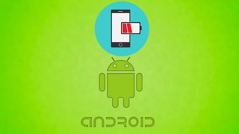 Причины бывтрой разрядки батареи на Android