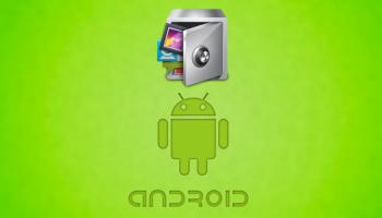 Как установить пароль на папку Android