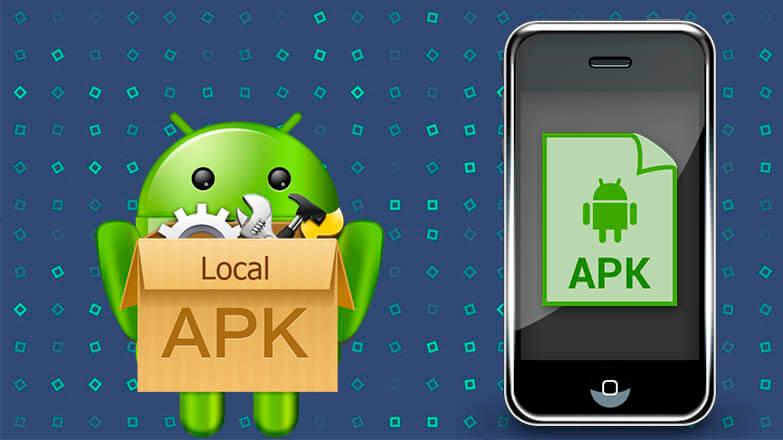 телефон apk android