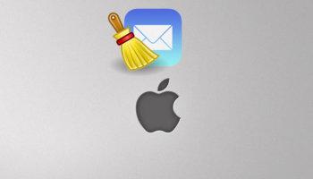 Очистка почты на iPhone