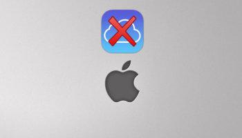 Отключить iCloud на iphone