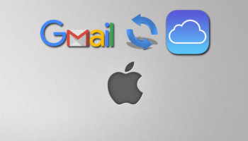 Перенос контактов из iCloud на Gmail