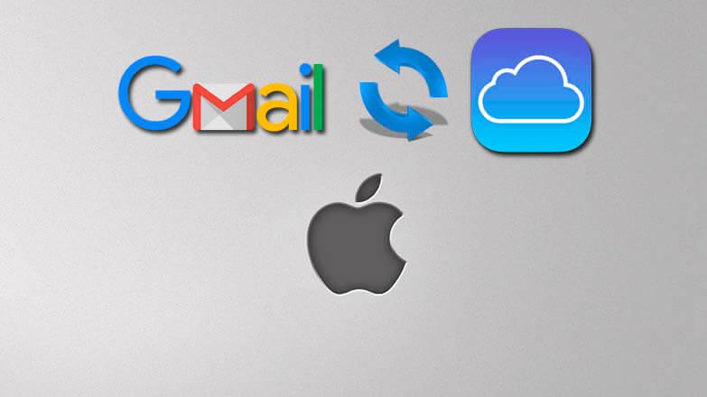 Как перенести контакты из iCloud на gmail
