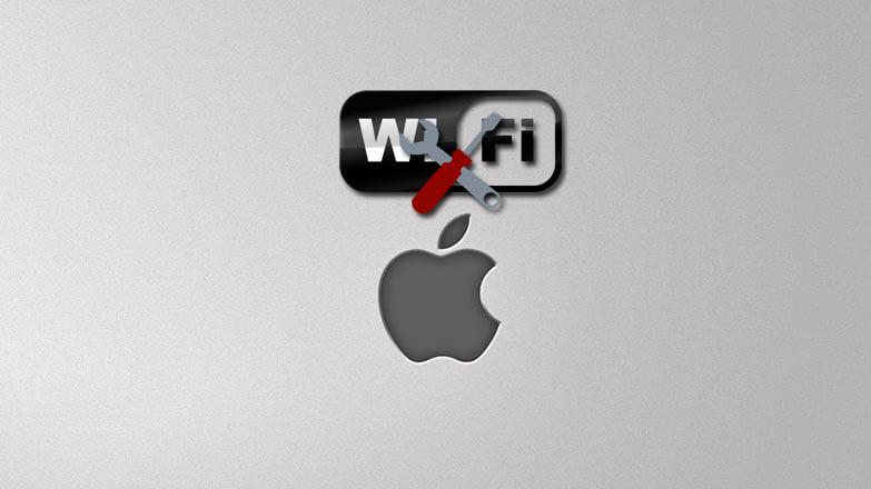 Iphone не видит wifi
