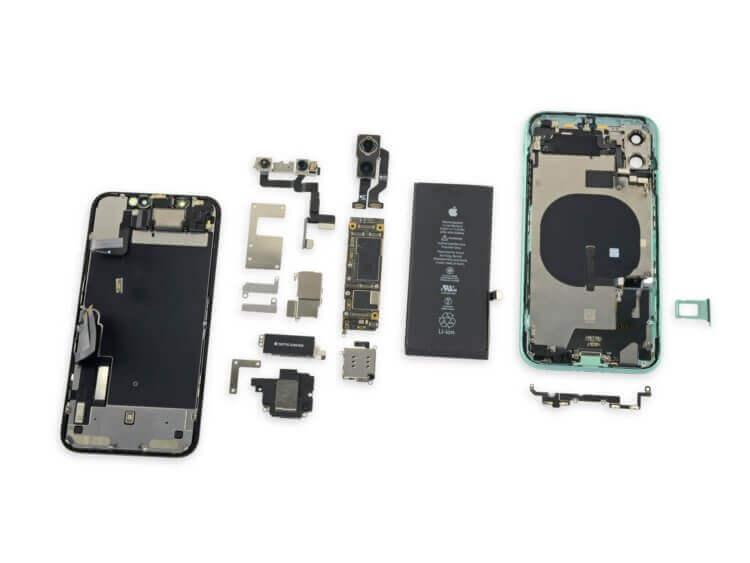 iPhone_11_wi-fi не работает