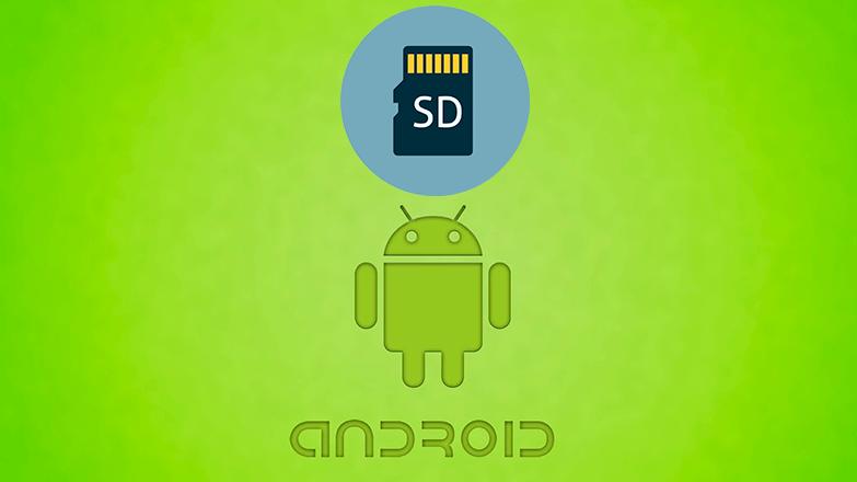 Android не видит флешку