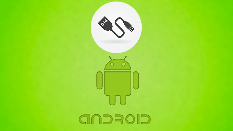 Как использовать OTG на Android