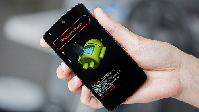 Recovery мод на Андроид