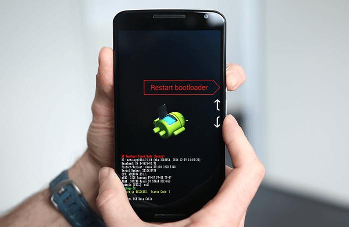 Режим Fastboot Mode на Android