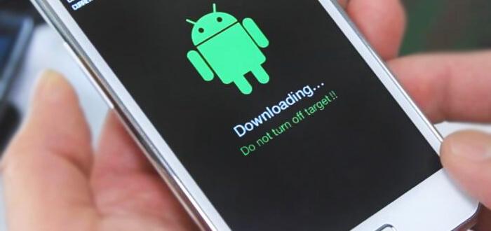 Перепрошивка Android