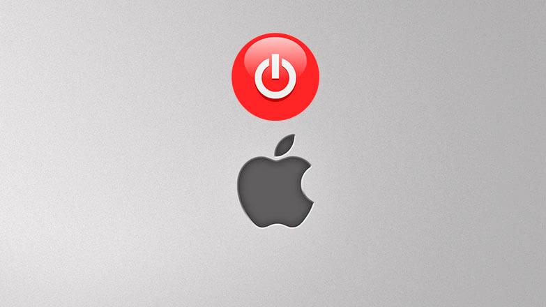 Варианты отключения iPhone
