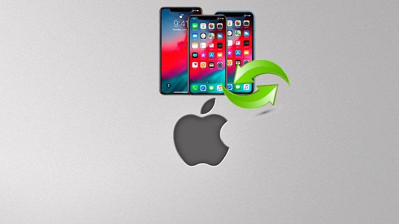 Как обновить iPhone через компьютер