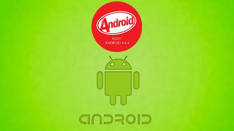Получение рут-прав на Андроид 4.4.4