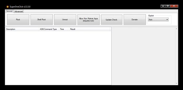 Программа SuperOneClick для компьютера