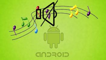 Не играет музыка на андроиде