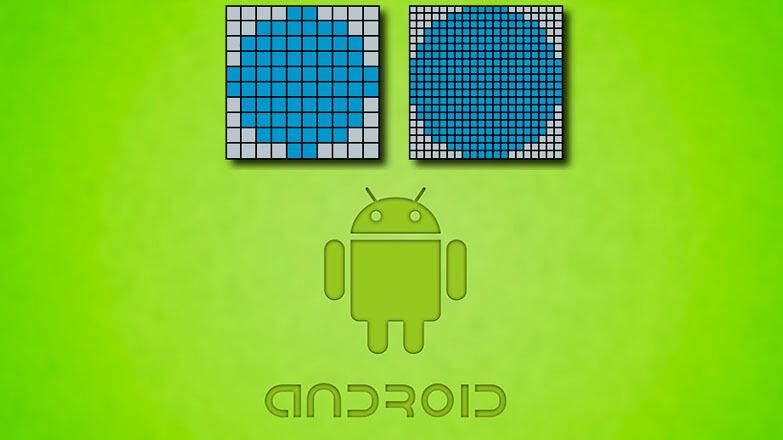разрешения экрана на смартфоне с ОС Android