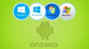Запуск Windows на Andoid
