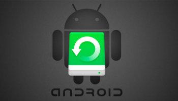 Восстановление приложений на Android