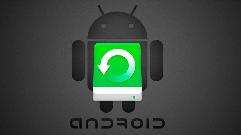 восстановление приложений и игр в android