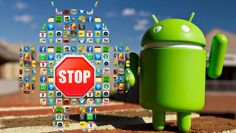 Android не устанавливает приложения