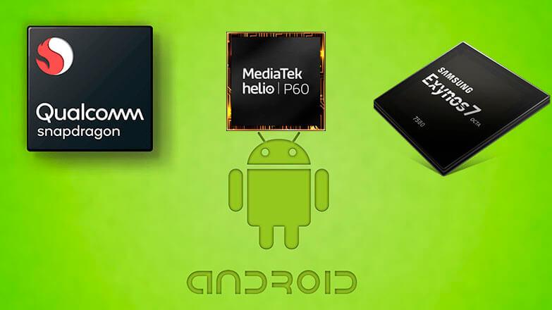 Особенности процессоров на Android