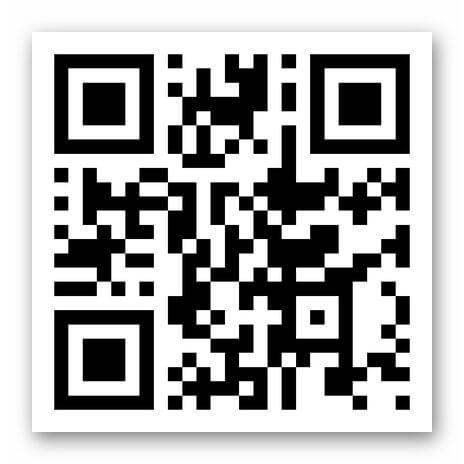 QR-код сайта Appsetter