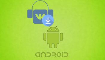 Загрузка музыки из ВК на Android