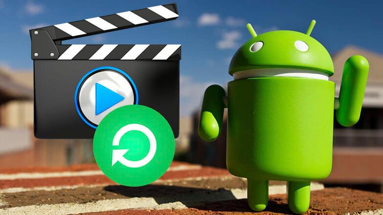 Как восстановить видео на Андроиде после удаления