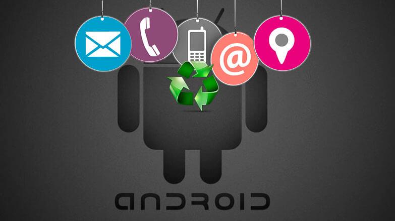 Как восстановить пропавшие контакты на Android