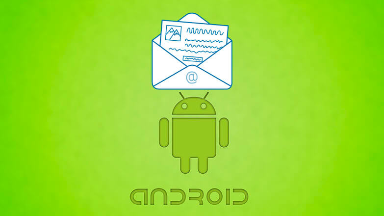 Настройка электронной почты на Андроид
