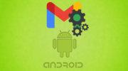 Настройка Gmail на Android