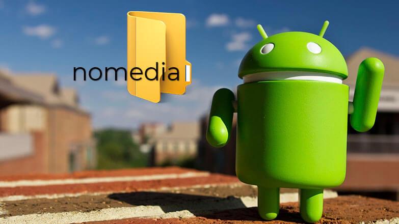 Что такое nomedia Android