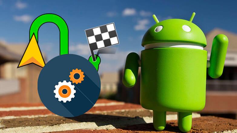 Настройка Яндекс Навигатор в Android