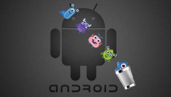 удаление вирусов с андроид