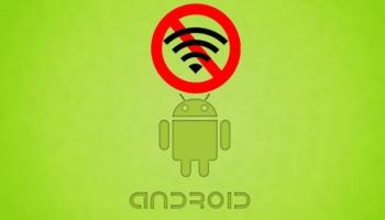 Андроид не подключается к WiFi