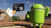 Как перенести КЭШ на карту памяти Андроид