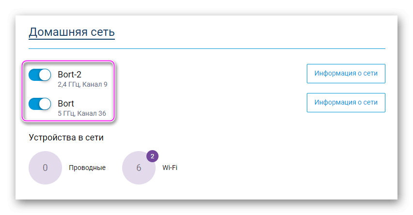 изменение и подключение новый частоты wifi 5гц