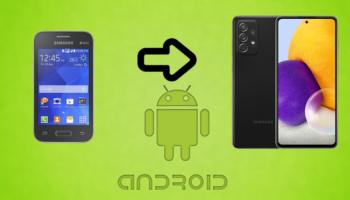 Перенос данных со старого на новый телефон Android