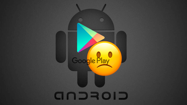 Google Play не поддерживает на устройстве