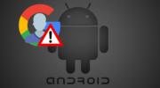 Не добавляется аккаунт Google на телефон