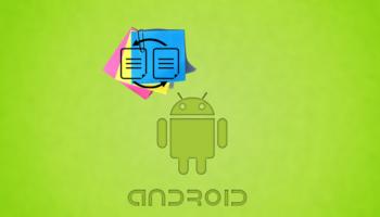 Перенос и сохранение заметок из Android на ПК
