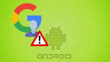 Смартфон не входит в аккаунт Google